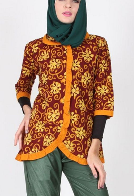Model Baju Batik Muslim  Android Apps on Google Play
