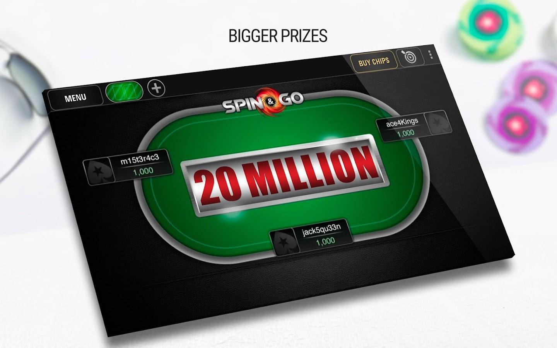 Screenshots of PokerStars Poker: Texas Holdem for iPhone