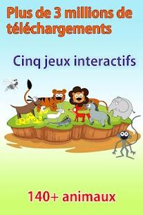 Zoo pour enfant jeux d 39 animaux applications android sur google play - Jeux d hotel pour animaux ...