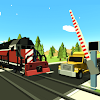 Railroad crossing mania - Ultimate train simulator