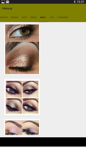 Makeup screenshot 19