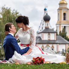 Wedding photographer Slava Kashirskiy (slavakashirskiy). Photo of 22.09.2016