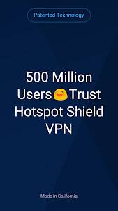 Hotspot Shield Basic - Free VPN Proxy & Privacy 6.6.1
