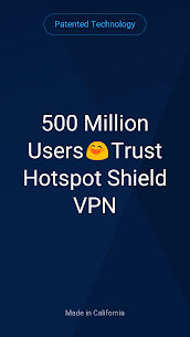 Hotspot Shield Basic – Free VPN Proxy & Privacy 1