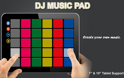 DJ Music Pad 1.0.4 screenshots 4