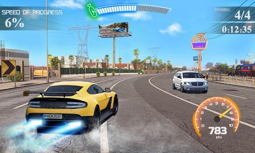Street Racing Car Driver 3D 1.4 5
