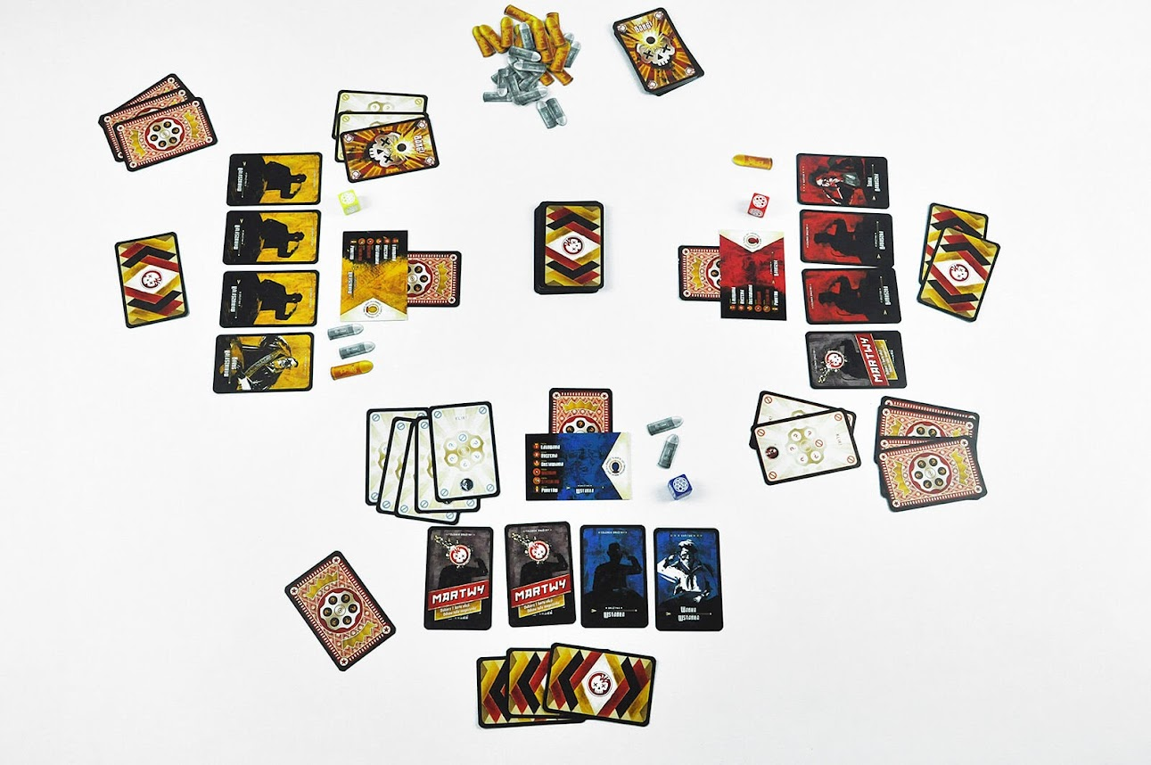 rosyjska ruletka black monk games recenzja