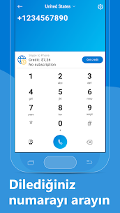 Skype – Ücretsiz IM ve arama 3
