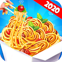 Crispy Noodles Maker Cooking Game : Chowmein Food icon