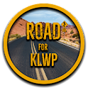 Road for KLWP icon