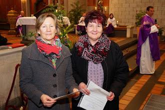 Photo: Ute Zöllner und Elke Morguet