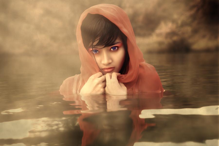 Red Riding Hood by Fajar Primasakti - People Body Art/Tattoos