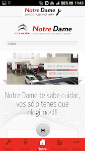 Post Venta Citroën Notre Dame screenshot 3