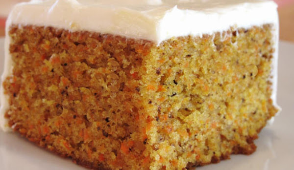 Best-tasting Carrot Cake Recipe