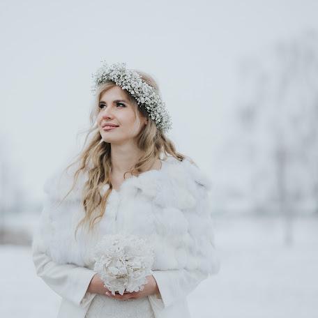 Wedding photographer Anna Renarda (AnnaRenarda). Photo of 14.02.2018
