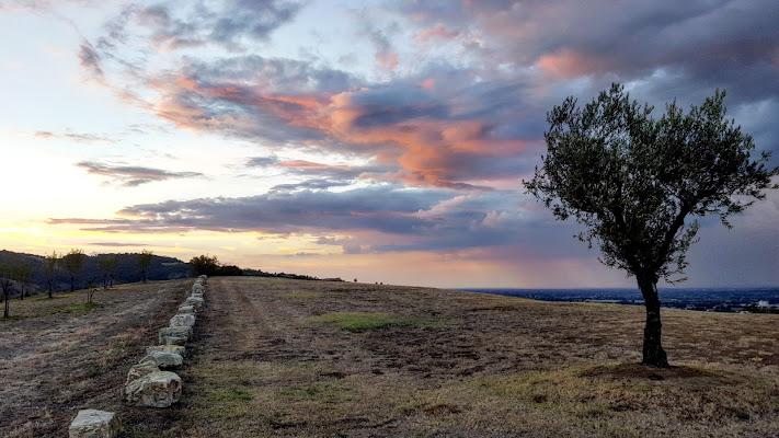 tramonto di speranza di KrissPad