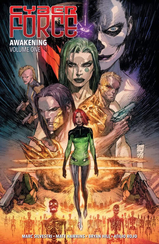 Cyber Force: Awakening (2018) - complete