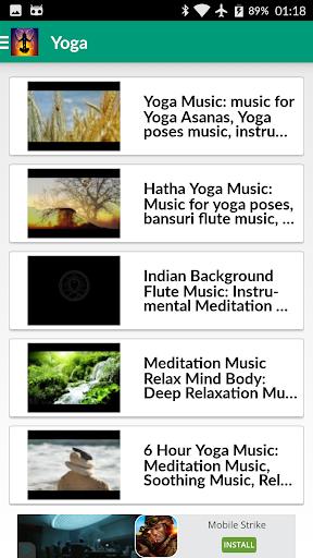 無料健康Appのヨガ瞑想 HotApp4Game