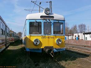 Photo: EN57-1574 {Toruń Kluczyki; 2013-04-20}