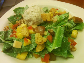 Photo: Tiki Wacky Chicken Salad from Bigby's for Dinner