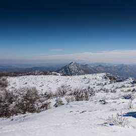 Vlaska mountain by Maрко Митровић - Landscapes Mountains & Hills ( mountain, mountains, nature, snow, winter, landscape )