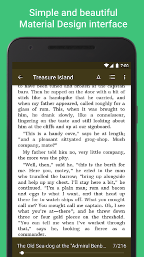 Lithium: EPUB Reader 0.16.1 screenshots 2