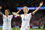 """Megan Rapinoe geeft zelf aan dat ze te hoge beoordeling op FIFA21 krijgt: """"Weer een voorbeeld van hoe weinig aandacht het vrouwenvoetbal krijgt"""""""