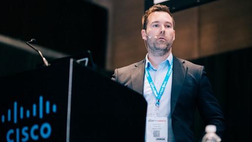 Sam Linford, regional director at Carbon Black.