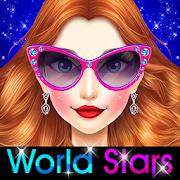 Free World Stars Fashion Hairstyles && Dress Up APK for Windows 8