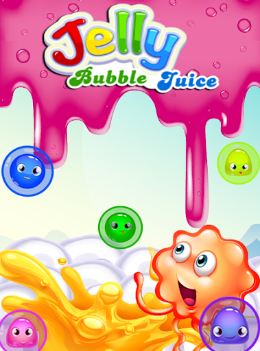 Jelly Bubbles Juice