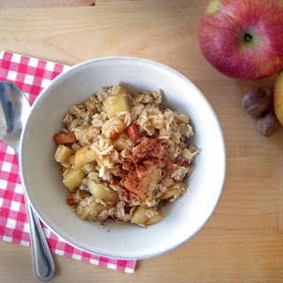 "Apple Cinnamon ""Perfect"" Oatmeal Recipe"