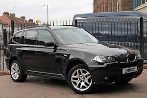 BMW X3 XDRIVE20D M SPORT AUTO