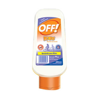 repelente off kids 90ml