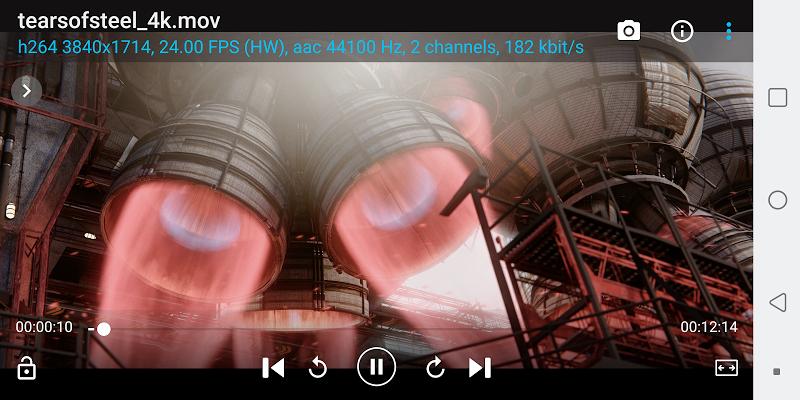 bPlayer Pro (beta) Screenshot 2