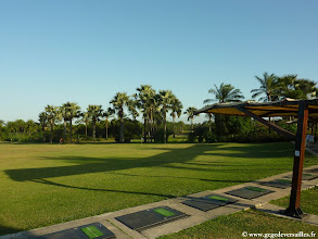 Photo: #021-Le pratice du golf au Club Med de Cap Skirring