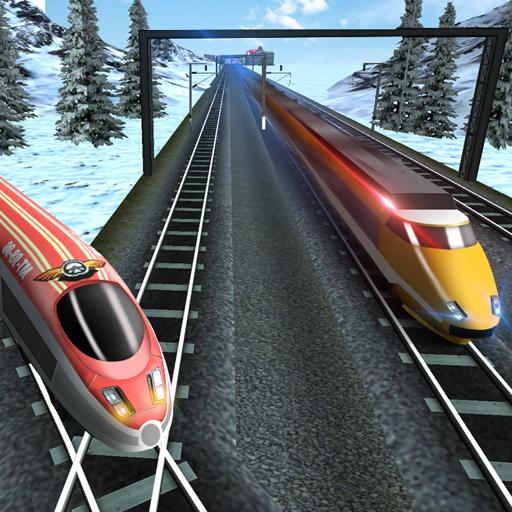 Euro Train Driving Games 模擬 App LOGO-硬是要APP