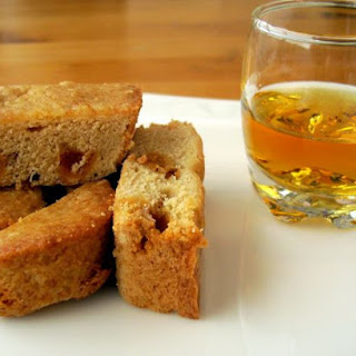 Butterscotch n' Whiskey Brownies.