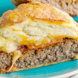 Low Carb Pizza Burger Recipe