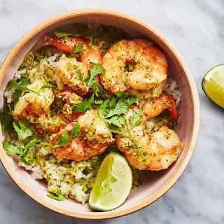 Lemongrass Curry with Shrimp Recipe