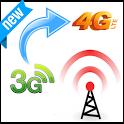 Panduan Merubah Sinyal 3G Ke 4G Lengkap icon