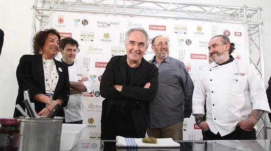 El original plato de Ferran Adrià con solo una lata de mejillones