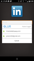 Screenshot of Blur