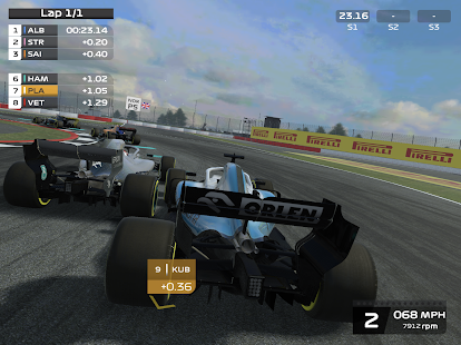 Game F1 Mobile Racing APK for Windows Phone