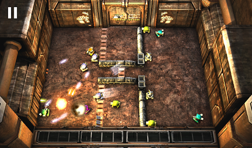 Tank Hero: Laser Wars App Latest Version Download For Android and iPhone 2