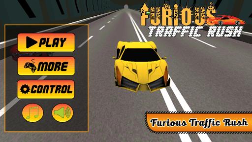 Furious Traffic Rush - Racer