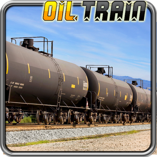 Oil Tanker TRAIN Transporter 模擬 App LOGO-APP開箱王
