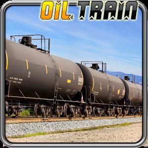 Oil Tanker TRAIN Transporter