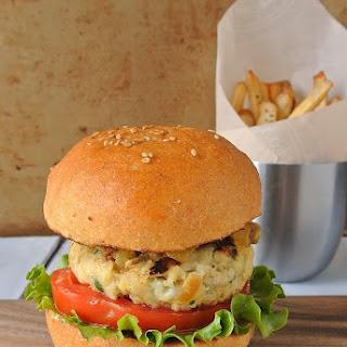 Tilapia Burgers