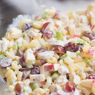 Macaroni Fruit Salad Mayonnaise Recipes.