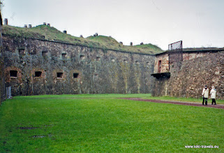 Photo: Koblenz. Fort Ehrenbreitstein.
